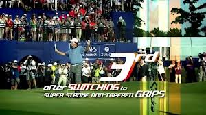 Super Stroke Dufner Golf Advertising DRIVEN