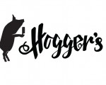 BBQ logo design DRIVEN