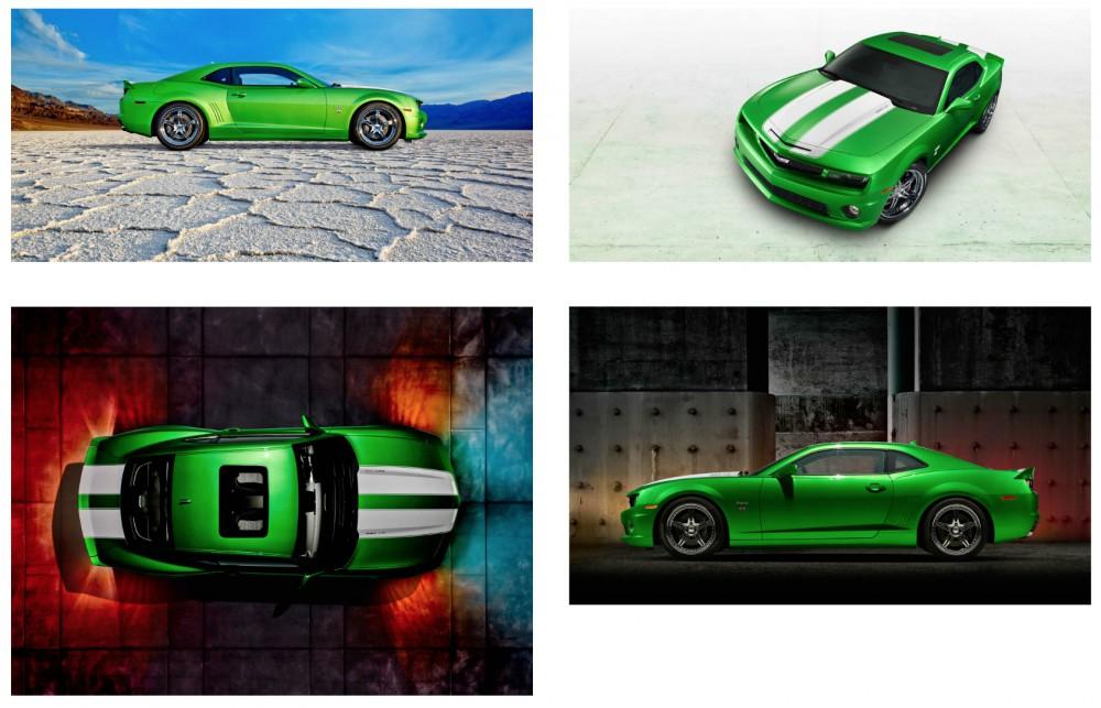 DRIVEN SOLUTIONS Automotive Branding