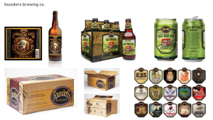Founders brewing company  Driven solutions ad agency detroit michigan