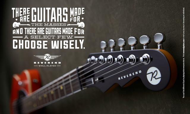 Reverend Guitars